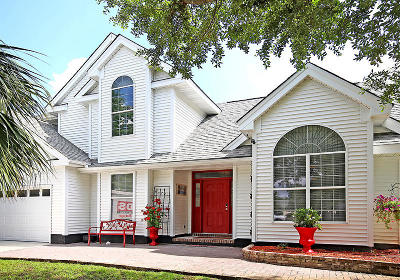 Mount Pleasant Single Family Home For Sale: 3279 Heathland Way