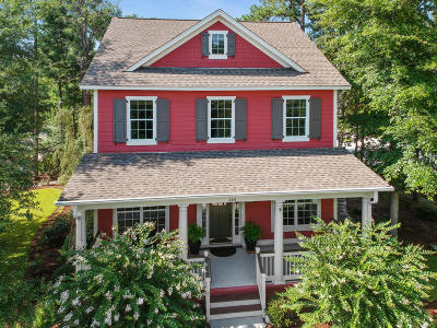 Summerville Single Family Home Contingent: 266 Hundred Oaks Parkway