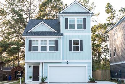 North Charleston Single Family Home For Sale: 5105 Hyde Park Village Lane