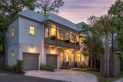 Mount Pleasant Single Family Home For Sale: 2409 Old Georgetown Road