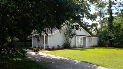 Summerville Single Family Home For Sale: 107 Ivy Court