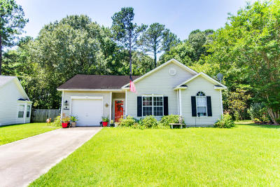 North Charleston Single Family Home For Sale: 8503 Mayfield Court