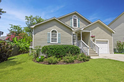 Charleston Single Family Home For Sale: 2359 Parkstone Drive