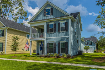 Charleston Single Family Home For Sale: 2422 Lilytree Drive
