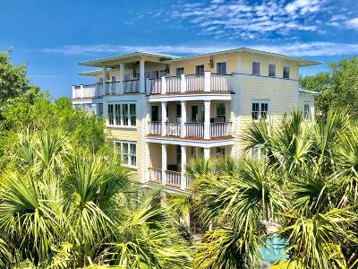 Isle Of Palms Single Family Home For Sale: 4 28th Avenue