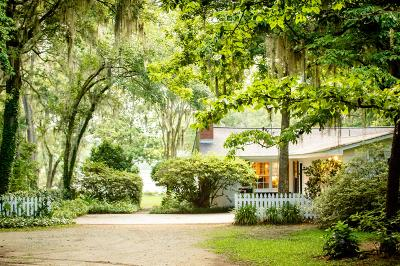 Johns Island Single Family Home Contingent: 3546 Bohicket Road
