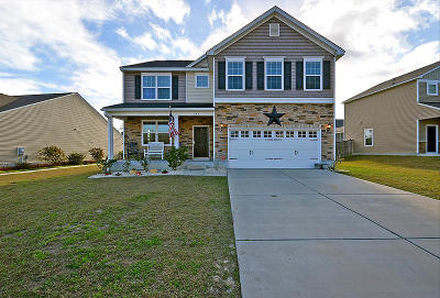 Goose Creek Single Family Home For Sale: 333 Clayburne Drive