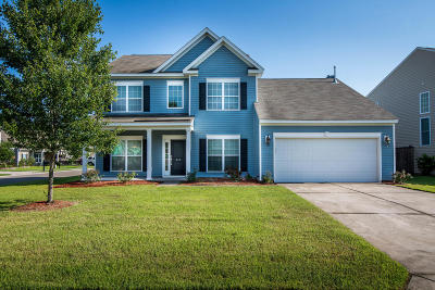 Goose Creek Single Family Home For Sale: 410 Butterfly Bush Drive