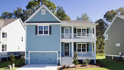 Charleston Single Family Home For Sale: 1472 Brockenfelt Drive