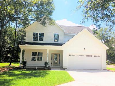 Mount Pleasant Single Family Home For Sale: 1271 Hamlin Road