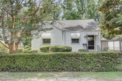 North Charleston Single Family Home Contingent: 4806 Parkside Drive