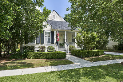 Charleston SC Single Family Home For Sale: $529,000