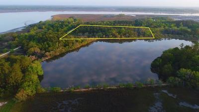 Wadmalaw Island Residential Lots & Land For Sale: 1289 Martins Point Road