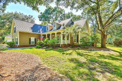 Single Family Home Contingent: 4783 Marshwood Drive
