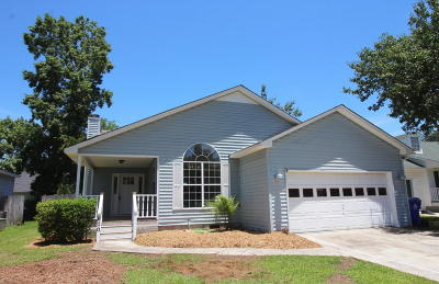 Charleston Single Family Home For Sale: 610 Lockheed Street