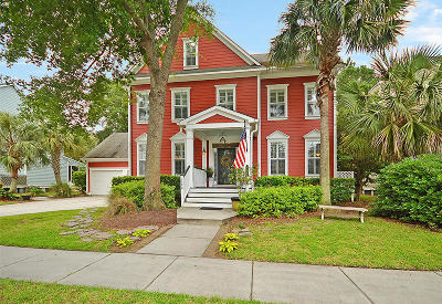 Mount Pleasant SC Single Family Home For Sale: $645,000