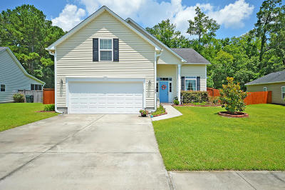 Moncks Corner Single Family Home For Sale: 132 Harvest Moon Road