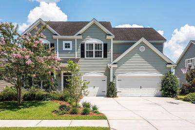 Summerville Single Family Home For Sale: 130 Back Tee Circle