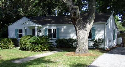 Mount Pleasant Single Family Home For Sale: 660 Bank Street