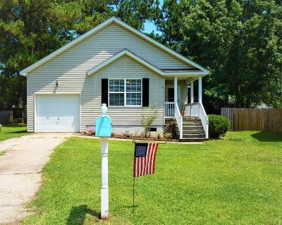 Summerville Single Family Home For Sale: 108 Trescott Court Court