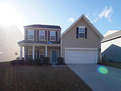 Summerville Single Family Home For Sale: 2038 Asher Loop