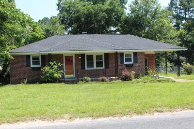 Summerville Single Family Home For Sale: 105 Ridge Road