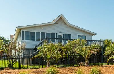 Edisto Island SC Single Family Home For Sale: $850,000