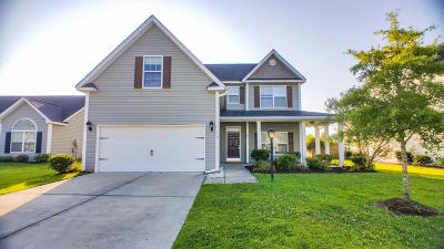 Goose Creek Single Family Home Contingent: 410 Brawley Drive