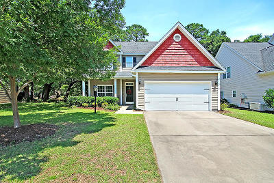 Johns Island Single Family Home For Sale: 3410 Field Planters Road