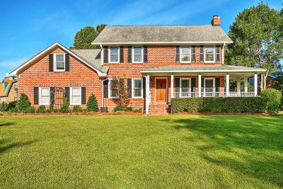 Charleston Single Family Home For Sale: 2170 Hunter Creek Drive