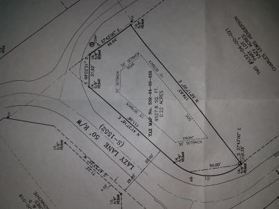 Residential Lots & Land Contingent: Lazy Lane