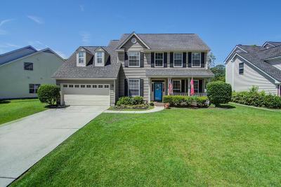 Charleston Single Family Home For Sale: 3317 Hearthside Drive
