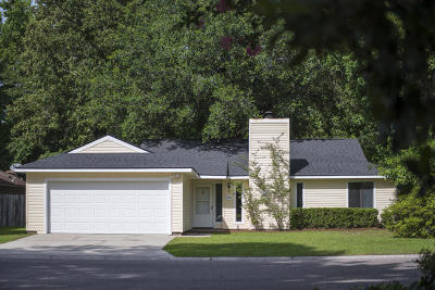 Goose Creek Single Family Home For Sale: 183 Bridgecreek Drive