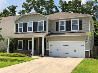 Charleston Single Family Home For Sale: 3170 Conservancy Lane