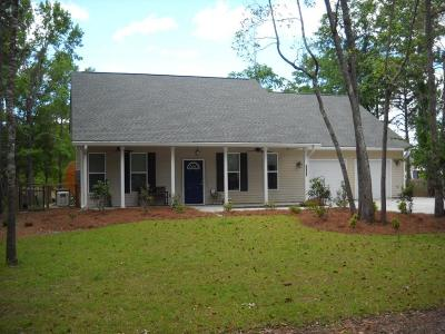 Johns Island Single Family Home For Sale: 1582 Stanwick Drive