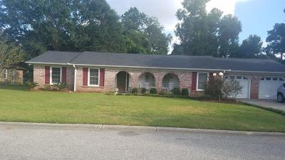Charleston Single Family Home For Sale: 1801 Greenmore Drive