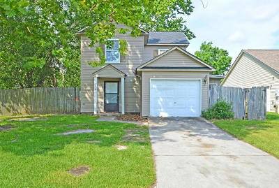 North Charleston Single Family Home For Sale: 5216 Elba Drive