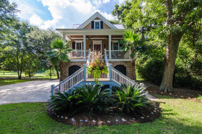 Edisto Island SC Single Family Home For Sale: $499,000