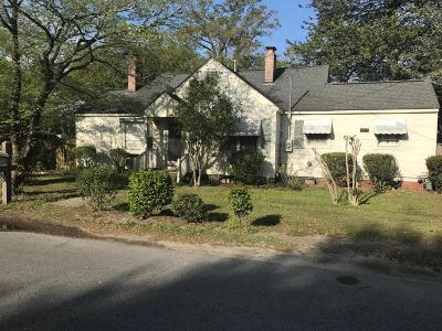 North Charleston Single Family Home For Sale: 5729 Pilgrim Avenue