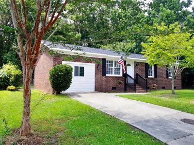 Goose Creek Single Family Home For Sale: 355 Water Oak Drive