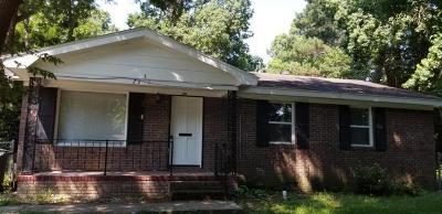 North Charleston Single Family Home For Sale: 2631 Clara Lane