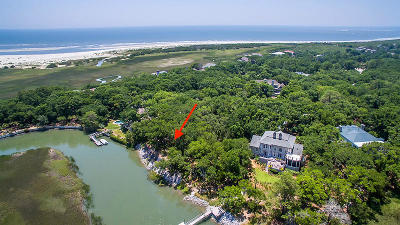Seabrook Island Residential Lots & Land For Sale: Oyster Catcher Court #Lot 6