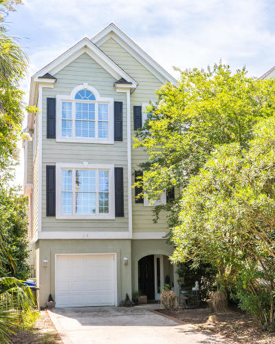 Isle Of Palms Single Family Home For Sale: 23 Commons Court