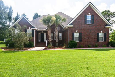 Goose Creek Single Family Home Contingent: 112 Amanda Circle