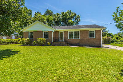 North Charleston Single Family Home For Sale: 3343 Glenhaven Shores Drive