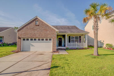 Charleston Single Family Home For Sale: 3105 Cold Harbor Way