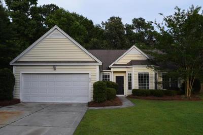 Mount Pleasant SC Single Family Home For Sale: $320,000