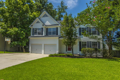 Summerville Single Family Home For Sale: 602 Fairway Forest Drive