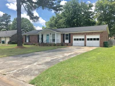 Summerville Single Family Home For Sale: 119 Sandtrap Road