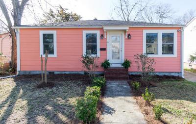 Charleston Single Family Home For Sale: 17 Alberta Avenue